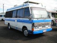 1988 MAZDA T3500 CAMPERVAN