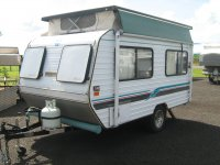 1992 REGENT ROVER 12FT POP-TOP