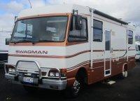 2002 SWAGMAN  SIGNATURE