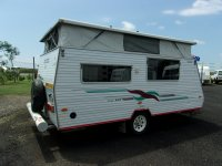 2003 14FT 6 COROMAL EXCEL 445 POP-TOP
