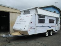 2003 18ft 6 JAYCO HERITAGE POP-TOP