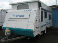 2004 17FT JAYCO FREEDOM POP-TOP
