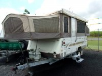 2005 JAYCO FLAMINGO OUTBACK