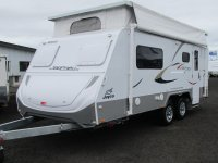 2018 18FT 6 JAYCO JOURNEY DX POP-TOP